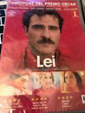 DVD - LEI