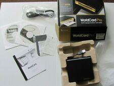 Penpower World Card pro Business Card Reader Scanner Windows Mac WCU02A