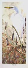 """""""Graceful Erget"""" by Robert E. Binks (Signed and Numbered) 17 x 40"""
