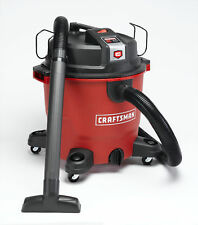 Craftsman XSP 16 Gallon 6.5 HP Wet Dry Vac Set Portable Corded Indoor Outdoor