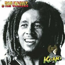Bob Marley & The Wailers Kaya 40 2x LP Expanded Deluxe Anniversary Edition