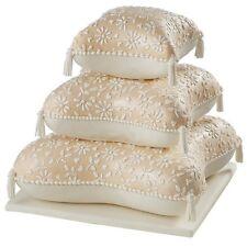 "Wilton W0575 Performance Cake Pans 3/Pkg-Pillow 6.75""- 10"" & 13.25"" NEW"