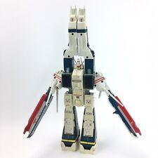 "Macross Robotech SDF-1 Fortress Bandai 1984 16"" Tall Vintage Toy"