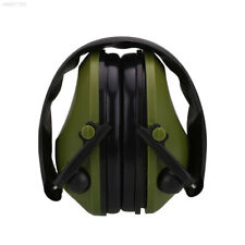 Tactical Anti-Noise Electronic Earmuff Fold Ear Hunting Earmuffs headphone