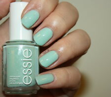 NEW! Essie nail polish lacquer in FASHION PLAYGROUND ~ Plucky pistachio shimmer