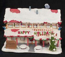 Simpsons Hawthorne Village Christmas Springfield Retirement Center COA