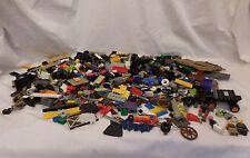 LEGO Bulk lot Bricks parts pieces 2+ lbs plus Wheels Figures Batman small piece