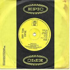 """Gary Toms Empire 7-6-5-4-3-2-1- (Blow Your Whistle) UK 45 7"""" single"""