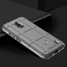For Nokia 2.2 3.1C 7.1 8.1 X71 2.3 Rugged Sheild Non-slip Texture Case Cover