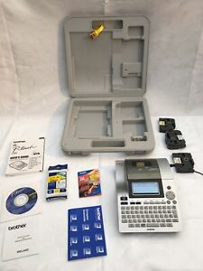 Brother P-Touch PT-2700 Label Direct Thermal Printer, Proffessional Labelling