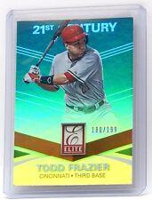 2015 Elite 21st Century No.152 Todd Frazier #180/199