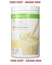 New listing Herbalife Formula 1 Nutritional Shake Mix French Vanilla 750 FREE SHIP SALE !!!