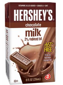 Hershey's Milk Chocolate Drink American  GRADE A MILK Best Before 10/04/22
