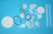 Zahnräder-riemenscheibe Plastic Different Sizes 34. st Modelmaking/RC Etc