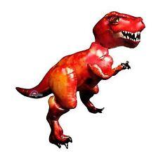 Personalizado Dinosaurio T Rex Fiesta De Cumpleaños Fiesta ronda de pegatinas Etiquetas Hoja