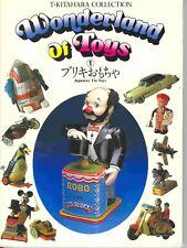 """Wonderland of toys vol 1-Japanese Tin toys"" japonesa original de salida"