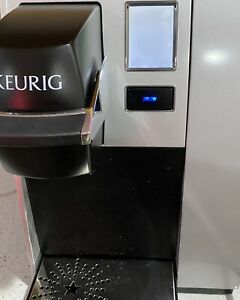 Keurig K150P Office Pro Commercial Coffee Maker, Direct Water Supply For Parts