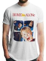 Home Alone WIndow T Shirt Official Retro Christmas Movie NEW S M L XL