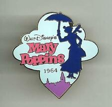 MARY POPPINS WITH OPEN UMBRELLA COUNTDOWN TO THE MILLENNIUM 1999 DISNEY PIN