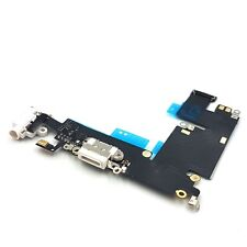 OEM Quality Charging Port Dock and Microphone Flex for iPhone 6 Plus White