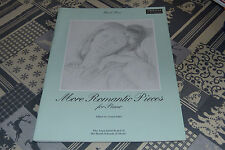 "PARTITION PIANO ""MORE ROMANTIC PIECES"" BOOK 4 - 24 MORCEAUX, ED° ABRSM / TB ETAT"