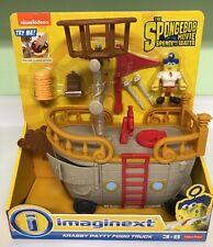 Krabby Patty Food Truck - Spongebob Movie - Free Shipping