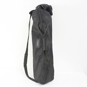 PORTAFLASH LIGHT STAND TRIPOD UMBRELLA CARRY BAG 85cm ZIPPED + 2 EXTERNAL POCKET