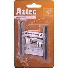 Aztec V-type cartridge system brake blocks standard grey/char