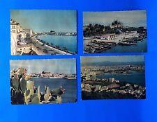 Vintage Mallorca Espana Postcards- Foto Relieve- Casa Planas - Lot of 4 Cards