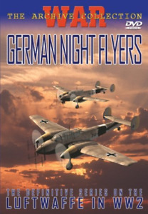 War Archive - German Night Flyers (US IMPORT) DVD NEW