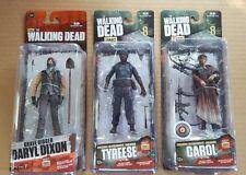 WALKING DEAD Series 8 Terminus CAROL Gamestop McFarlane EXCLUSIVE