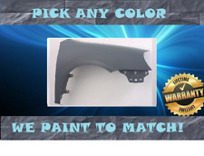Pre-Painted to Match! Right Passenger RH Fender 2006-2009 Rabbit Volkswagen