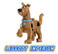 LEGO Minifigure - Scooby-Doo walking - Scooby Doo minifig RARE! FREE POST