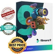 WonderShare Filmora 9.5 + Effects Pack ??Full Version??LifeTime??Windows??