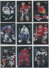 1996-97 Leaf Preferred Masked Marauders Set (12 cards)