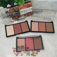 Highlighter Cosmetic Contour Blush Face Powder Palette Make Up