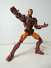 "Marvel Legends series 8 Modern Armor Ironman 6"" inch Action Figure Toybiz"