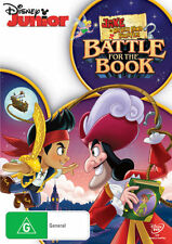 Jake and The Never Land Pirates: Battle for the Book * NEW DVD *