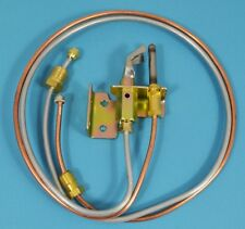 Water Heater Pilot Assembly includes pilot thermocouple and tubing propane LP