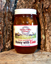 Spring Valley Farms Honey with Comb