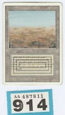 MTG Magic the Gathering - Scrubland - 3rd Edition / Revised