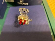 Swarovski Kris Bear A Gift For You Figurine 0905788 with original box