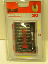 20 Pcs DrillCraft Power driving set in case, 4 types driver bits ; Brand NEW