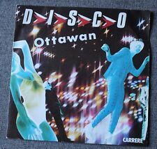 Ottawan, disco , SP - 45 tours