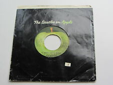 THE BEATLES  1970s  USA  APPLE   45  A HARD DAYS NIGHT