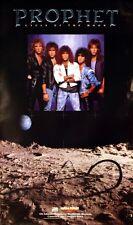 PROPHET 1988 CYCLE OF THE MOON HEAVY-METAL PROMO POSTER ORIGINAL