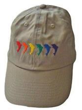 Gay Pride Baseball Cap Rainbow Dolphins Hat Lesbian