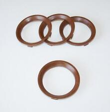 x4 Spigot Rings for Dotz 70.1 - 63.4 to fit Ford Mondeo