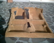 Moquette pianale beige Lancia Delta Evoluzione Evo kat 16v 8v tappeto completo