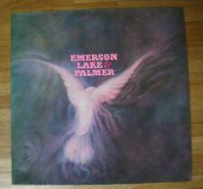 EMERSON LAKE & PALMER Same LP/GER/RI